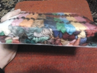Нитки мулине, набор 50 цветов по 2 мотка.