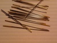 Иголки для вышивания нитками