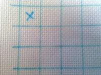 Стираемый маркер для ткани