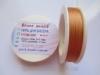 Бисерная нить ТИТАН 100 (охра)