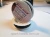Бисерная нить ТИТАН 200 (черный)